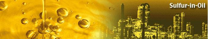 sulfur-in-oil