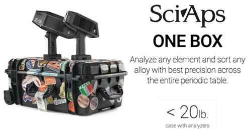 SciAps One Box