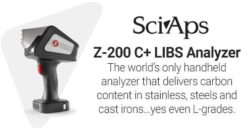 Z-200 C+ LIBS Analyzer