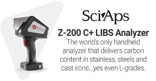 Z-200 C+ LIBS Analyzer